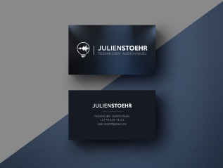 Identité visuelle JulienStoehr