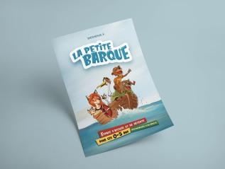 "Flyer ""La PetiteBarque"""